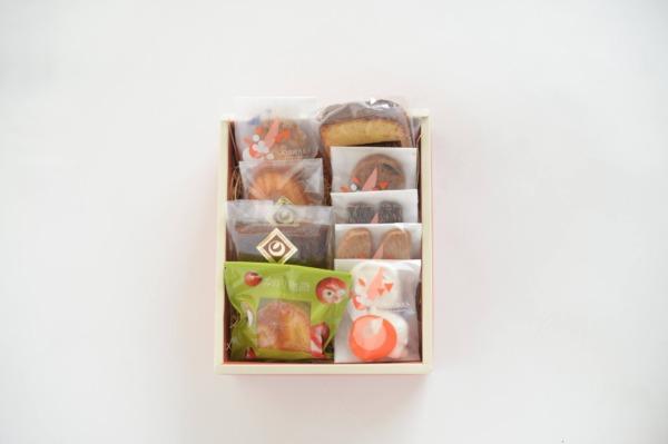 焼き菓子詰め合わせ 1,500円