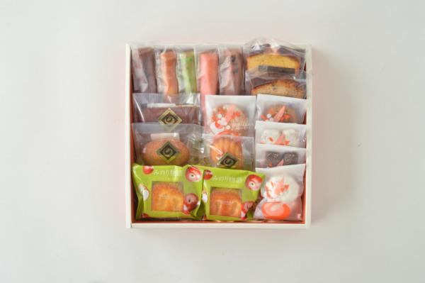焼き菓子詰め合わせ 3,000円