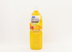 果汁100%オレンジジュース 1.5L ペットボトル