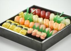 にぎわい寿司盛り合わせ 4人前