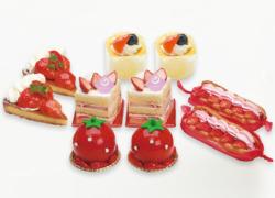 【2・3月限定】いちごづくし春のデザート10個セット