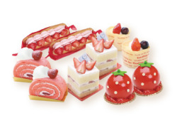 【2・3月限定】いちごのデザート10個セット