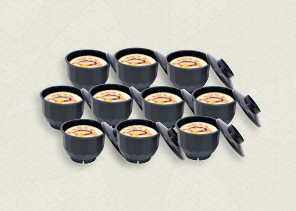茶碗蒸し 10個セット