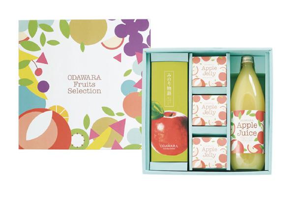 ODAWARA フルーツセレクションBOX アップル