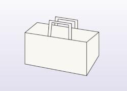 紙袋 折詰用